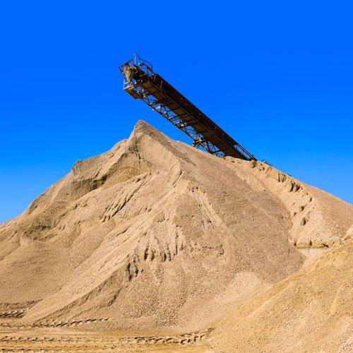 Bulk Sands & Aggregates