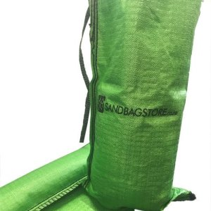 Green Super Heavy Duty Sandbags