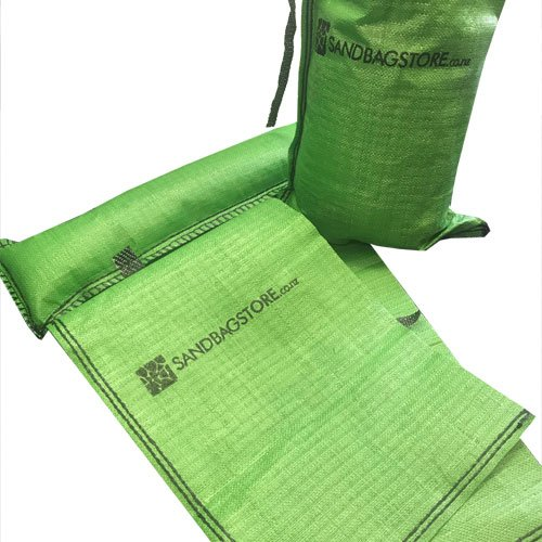 Green Super Heavy Duty Sandbag