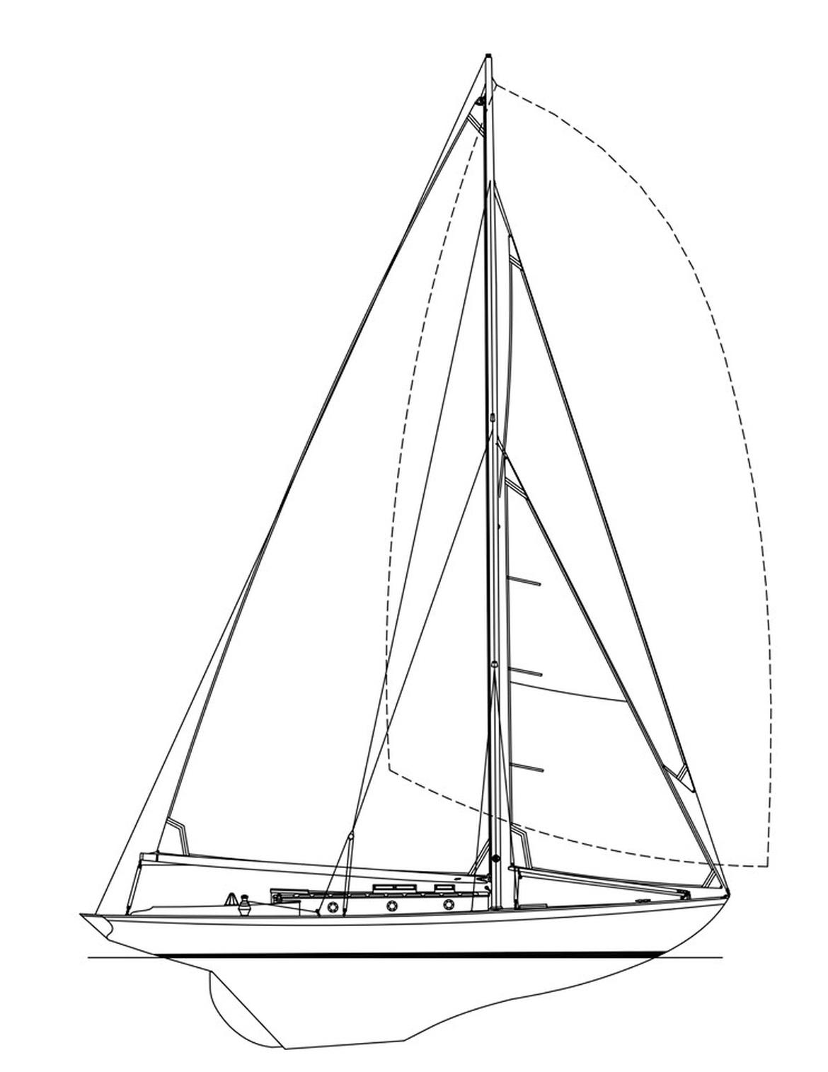 Herreshoff Fishers Island 31 43 Ft Sloop