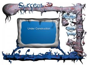 Surreal3d webdesign