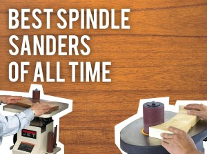 best spindle sander reviews