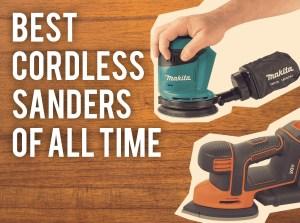 Best Cordless Sander Reviews Makita