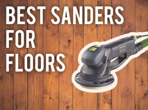 best sander for floors