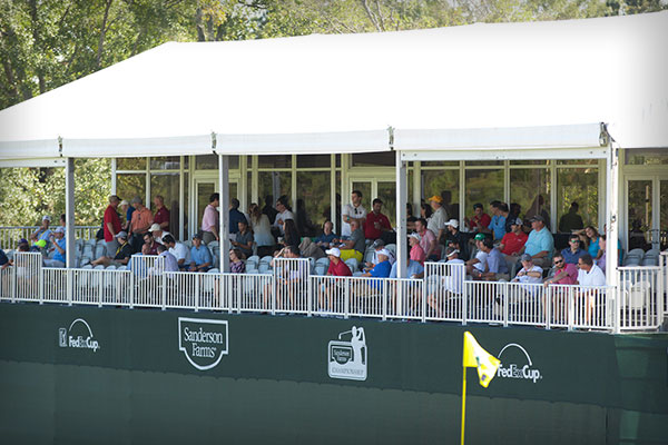 Sponsorships Opportunities - Sanderson Farms Championship
