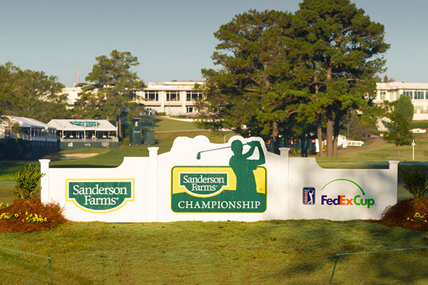 Title Sponsor - Sanderson Farms