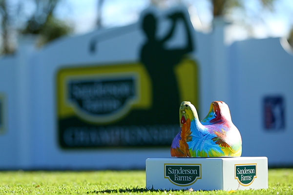 Tournament Schedule - Sanderson Farms Championship