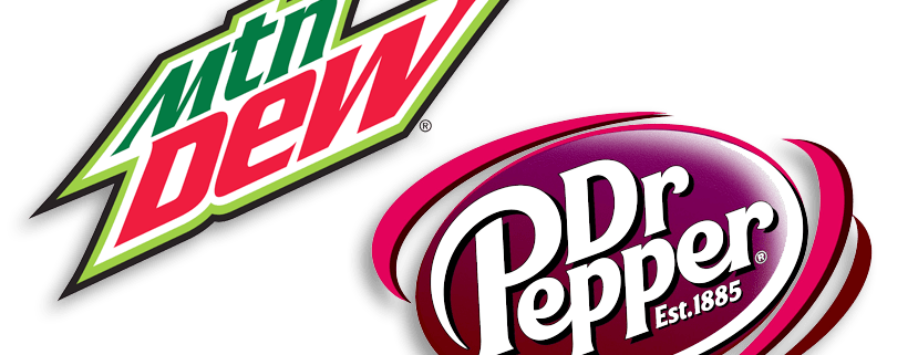 Mountain Dew - Dr Pepper - sponsor of Sanderson Farms Championship