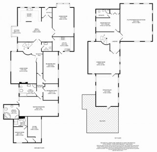 5 bedrooms for sale in Edge Hill, Darras Hall, Ponteland