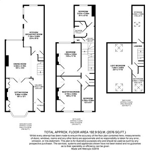 5 bedrooms for sale in Windsor Terrace, South Gosforth
