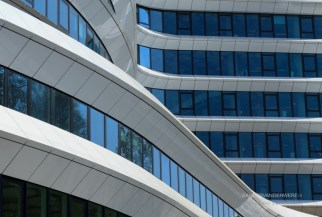 Office building DUO, with nice lines