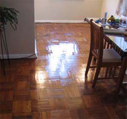 Refinishing Parquet Floors  SandFreecom