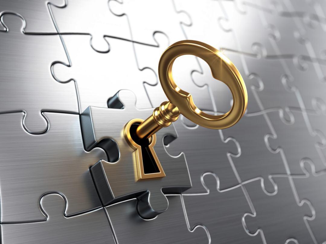 Key Puzzle Piece