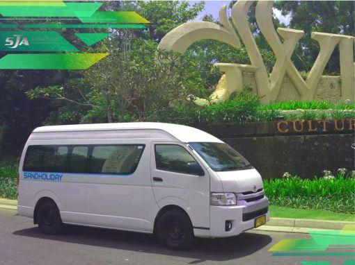 Rental Toyota Hiace di Bali