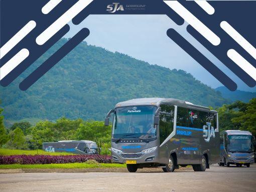 Sewa bus pariwisata murah Jakarta-Bali