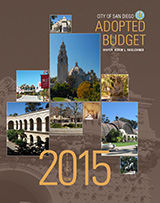 Fiscal Year 2015 Adopted Budget  City of San Diego