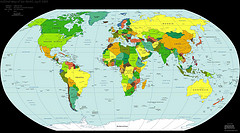 Small Map Of The World