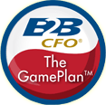 Small B2B CFO GamePlan Logo