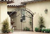 Wrought Iron Security Doors & Screens - San Diego, CA ...