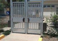 Folding Security Gates/Doors, Iron Fencing, Railings ...