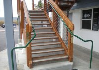 Staircase Railings - Decorative Wrought Iron San Diego, CA ...