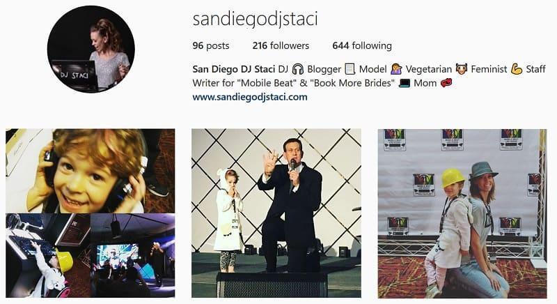 Instagram San Diego DJ Staci 3 17 17