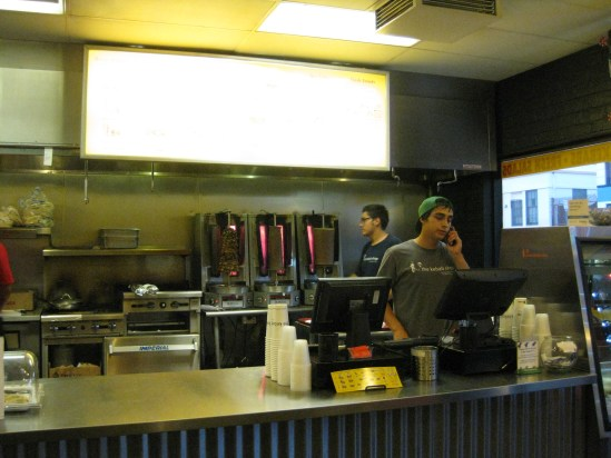 The Kebab Shop (Downtown)