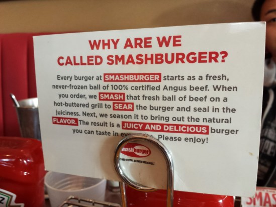 Smashburger (Mission Valley)