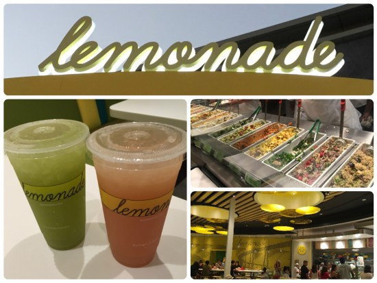lemonade collage