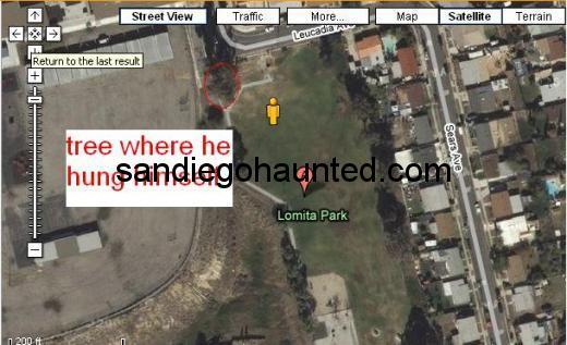 Lomita Village Ghost San Diego