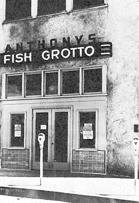 Anthony's Fish Grotto 1946
