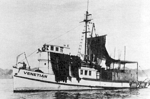 The tuna clipper Venetian