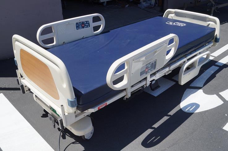 stryker secure 2 hospital beds for sale