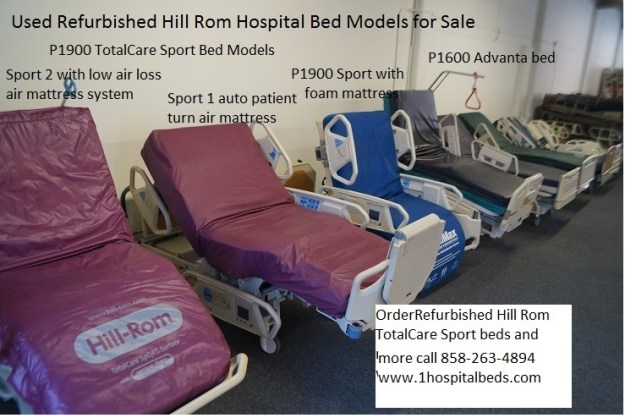 San Diego Hospital Bed Store Used Hill Rom Bed Models