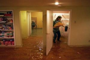San Diego water damage