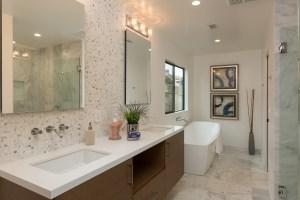 Minimalistic bathroom