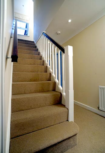 Bespoke Staircase Manufacture Amp Installation From Sandiford Joinery In Surrey