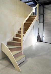 Loft Stairs Designs