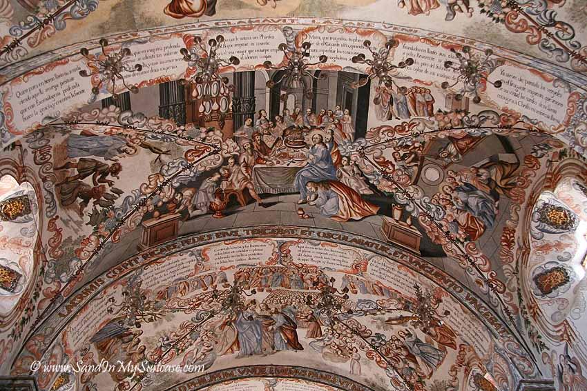 The Sanctuary of Atotonilco: Mexico's Sistine Chapel
