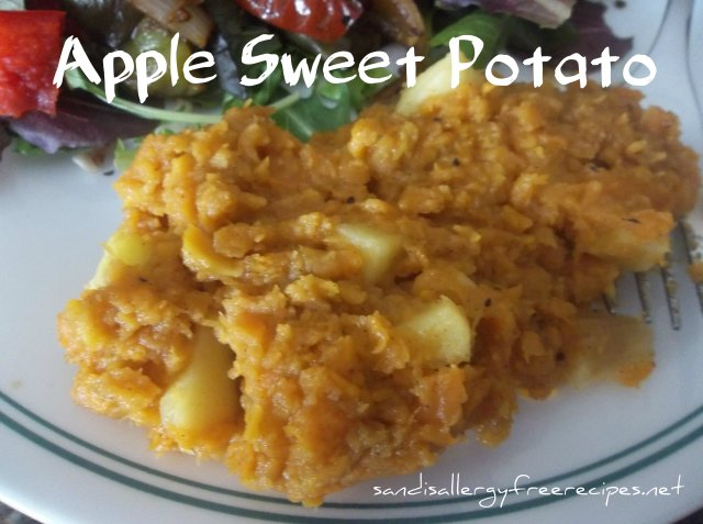 Apple Sweet Potato