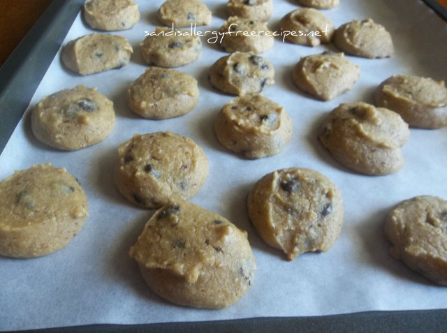Chocolate Chip Chickpea Cookies 3