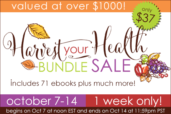 Harvest Your Health Bundle Sale_600x400