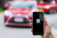 North Dakota Uber or Lyft Attorney on Phone - Sand Law PLLC - North Dakota Personal Injury Lawyers Rideshare Accidents