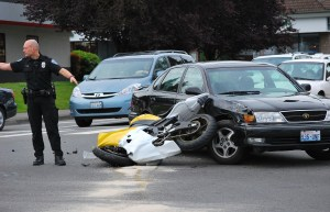 motorcycle accident - types of personal injuries in north dakota - sand law pllc