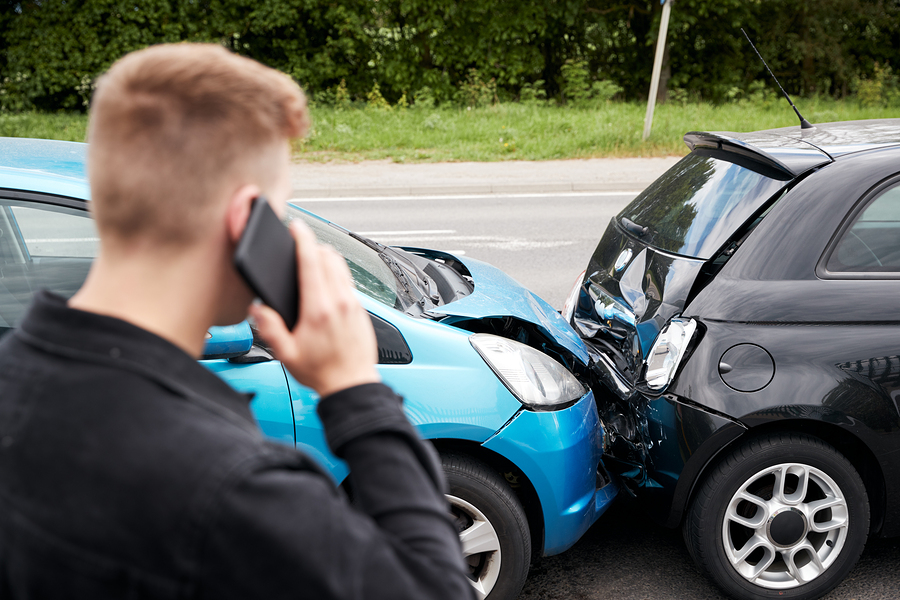 Common Causes of Car Accidents in North Dakota - Car Accident Personal Injury Attorney - Sand Law PLLC - North Dakota
