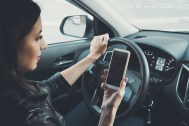 North Dakota Distracted Driving Accident Attorneys - Sand Law