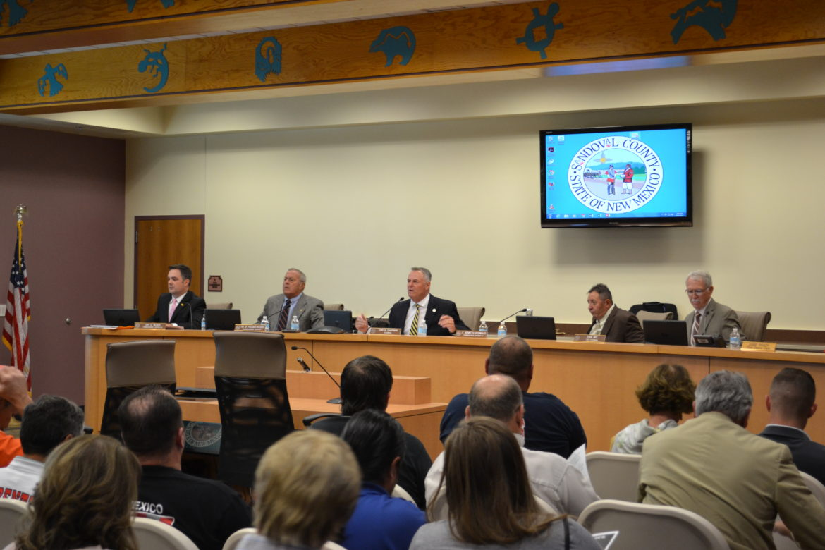 New mexico sandoval county counselor - A Sandoval County Commission Meeting Attracted A Boisterous Crowd Thursday Night As Passions Ran High Over A Proposed Right To Work Ordinance