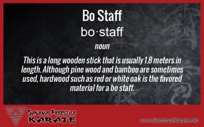 Bo Staff