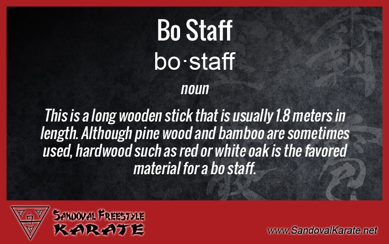 Bo Staff Definition