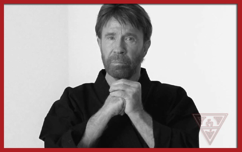 Martial Arts Quote by Chuck Norris